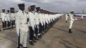 Nigerian Navy Recruitment Application Form