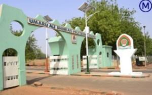 Umaru Ali Shinkafi Poly Admission List