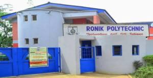 Ronik Polytechnic Admission List