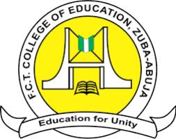 FCT College of Education Zuba Admission List