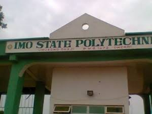 Imo State Poly Cut Off Mark