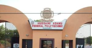 Hussaini Adamu Federal Poly Cut Off Mark
