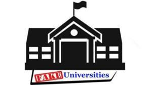 Illegal Universities In Nigeria