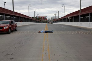 Susan Harbage's U.S. Mexico Border Interventions