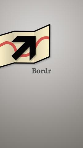Storytelling through the Bordr iPhone app