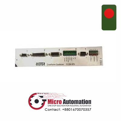 Rieter Draw Frame D90 PCB for Autolevelling Bangladesh