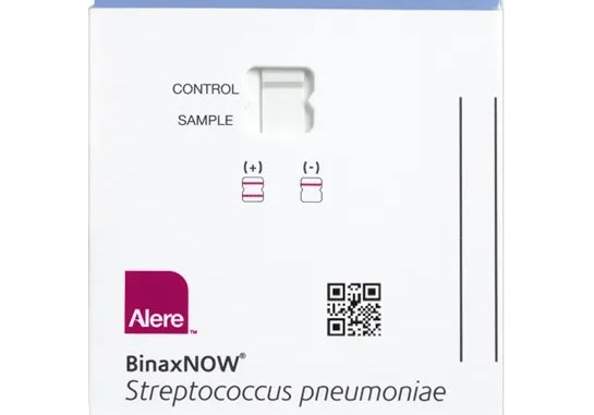 Binax Now Streptococcus Pneumoniae Test