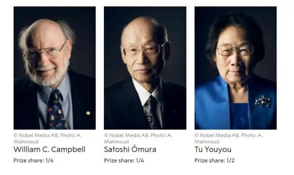 Nobel Prize in Parasitology
