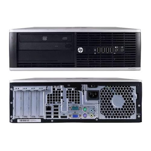 HP Compaq 8200 Elite SFF Avant et arrière
