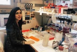 Meet a microbiologist: Eva Garmendia