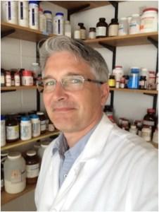 Meet a microbiologist: Stéphane Benoit