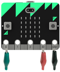 microbit light sensor connections