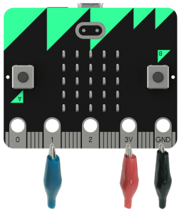 microbit water sensor connections