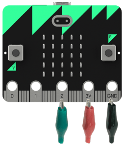 microbit sound detector connections