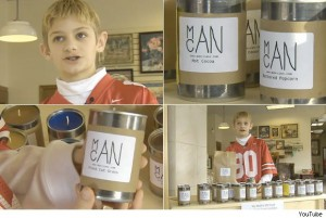 Idea: Man-Scented Candles