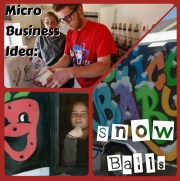 Micro Business Idea: Snowballs