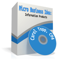 Micro Business Idea: Information Products