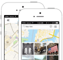 SupShot allows to you share and license your photos via your iPhone