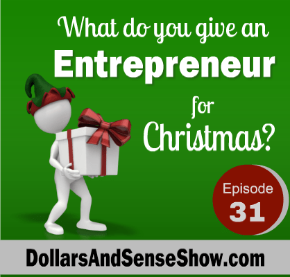 What Do You Give an Entrepreneur for Christmas?