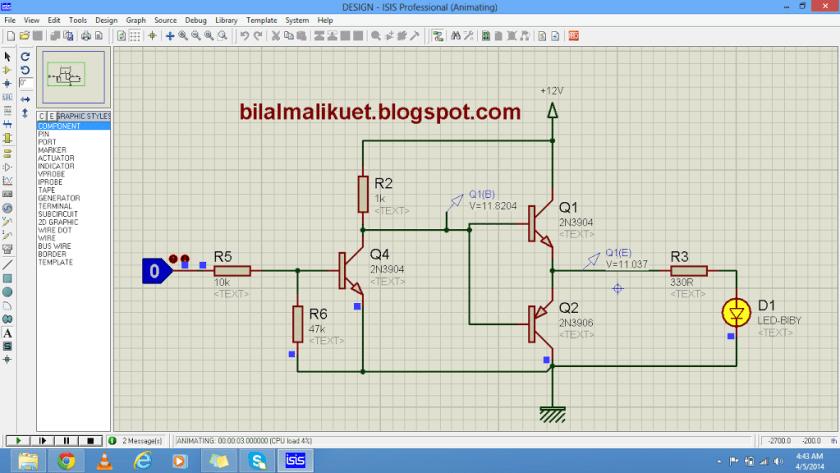 Totem pole circuit diagram