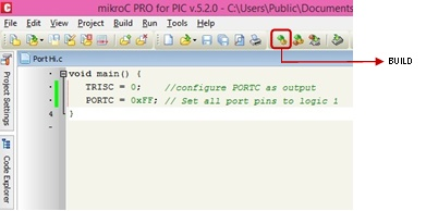 HOW TO PROGRAM A PIC MICROCONTROLLER
