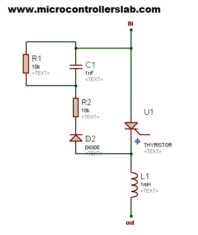 reversed polarized snubber circuits