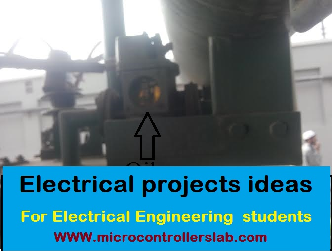 Electrical projects ideas