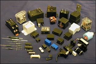 Different types of Electromechanical Relays