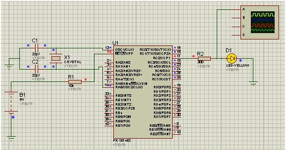 CCP module of pic microcontroller