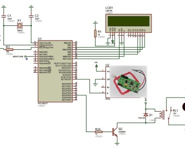 RFID based Electronic Lock using pic microcontroller