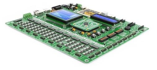 Easy PIC V7 8-Bit pic microcontroller Development Board