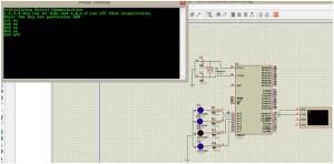 serial communication 8051 microcontroller