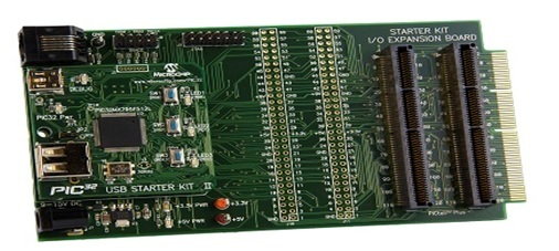 XLP 32-Bit pic microcontroller Development Board