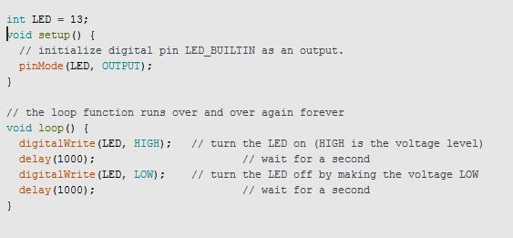 Arduino programming tutorial for beginners in c langauge