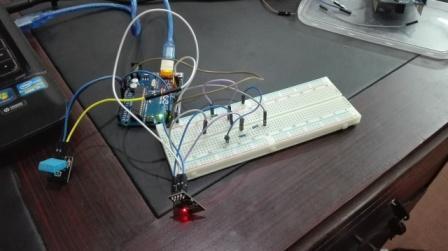 ESP8266 Wi-Fi module interfacing with Arduino