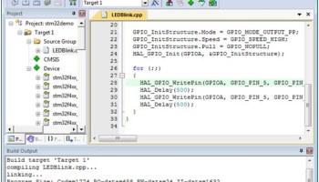 Embedded Systems C Programming Tutorial using Keil 8051