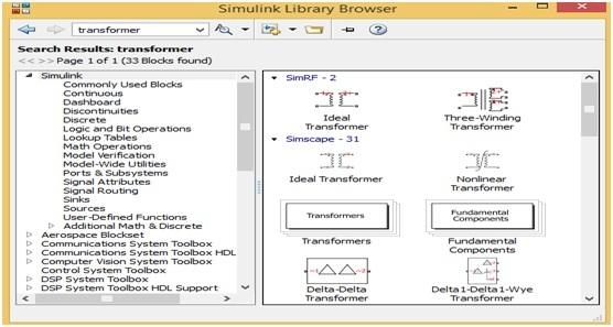 cycloconverter simulink 1