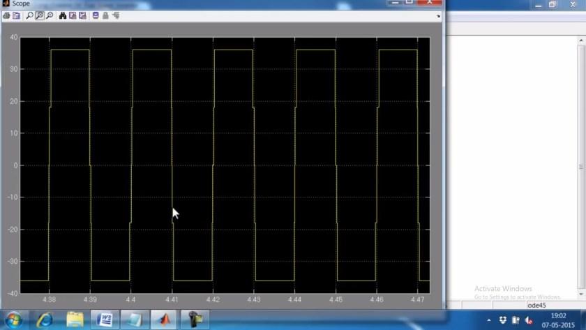 Bridgeless Boost Rectifier for Low Voltage Energy Harvesting simulink simulation 2