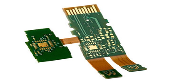 Figure 7 Flex-rigid PCBs