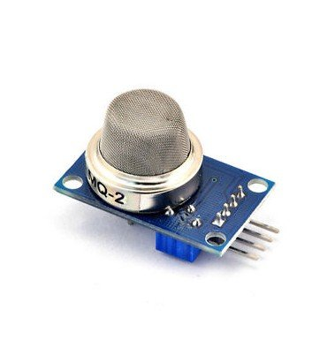 MQ-2 gas sensor interfacing with pic microcontroller