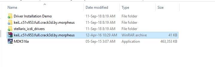12 setup folder