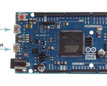 Arduino Due introduction