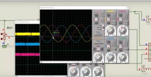 three phase variable frequency SPWM using pic microcontroller