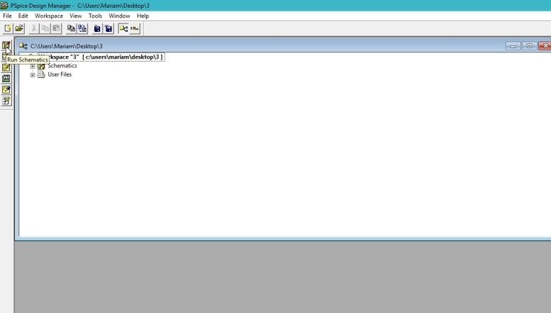 High pass filter simulation using PSpice : tutorial 14