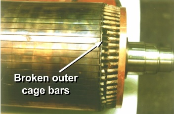 Different Types of Fault in Three Phase Induction Motor