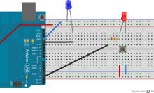 PID controller implementation using Arduino | Microcontrollers Lab