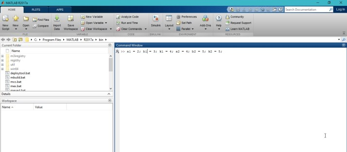 Solving linear equations with Simulink : tutorial 4