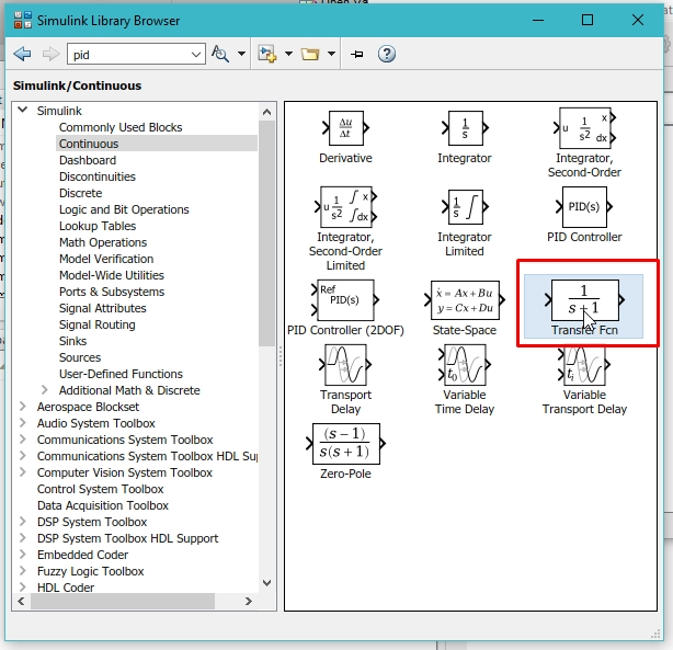 PID controller design using Simulink MATLAB :  Tutorial 3