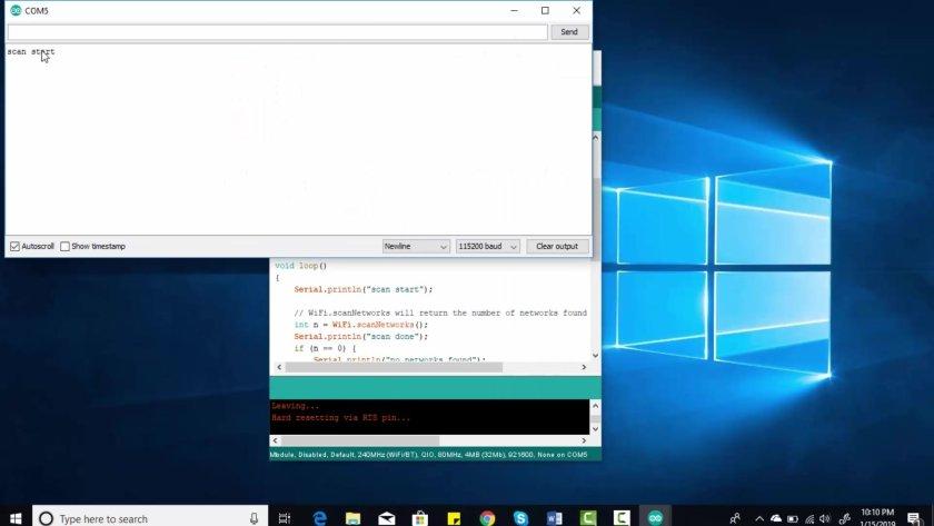 installing ESP32 in Arduino IDE 16