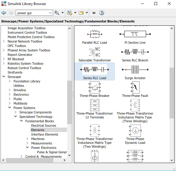 Implementation of controlled rectifiers in Simulink MATLAB
